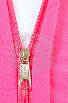 Open Zipper. Royalty Free Stock Photography - Image: 14438067