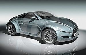 Sports Car Stock Photo - Image: 14441540