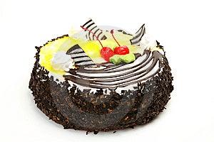 Chocolate Pie Stock Photography - Image: 14451382