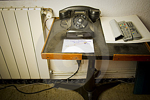 Telephone Royalty Free Stock Photography - Image: 14454537