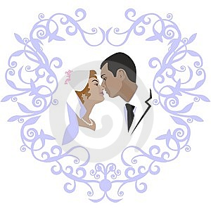 Wedding Couple 07 Royalty Free Stock Photo - Image: 14457805