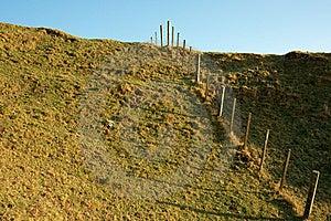 Farm Fence. Stock Photography - Image: 14459562