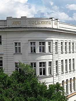 Adult Education Center Royalty Free Stock Image - Image: 14460246