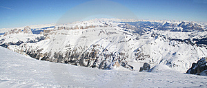 Italien Dolomite - Panorama Royalty Free Stock Photos - Image: 14469098