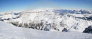 Italien Dolomite - Panorama Royalty Free Stock Photos - Image: 14469098