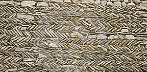 Old Stone Wall Stock Images - Image: 14469304