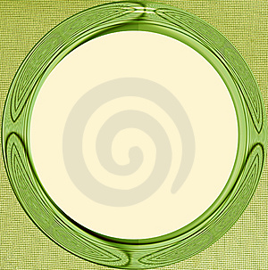 Photo Frame From An Abstract Symmetric Colored Stock Photography - Image: 14474862
