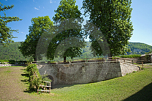 Fortress Of Kufstein Stock Images - Image: 14479644