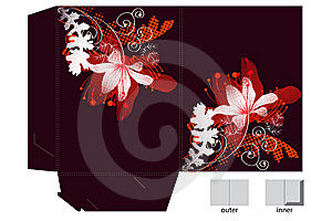 Folder Design Royalty Free Stock Photos - Image: 14483658