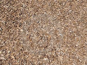 Bark Mulch Royalty Free Stock Photos - Image: 14484108