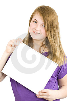 Teenager-girl Stock Image - Image: 14484261