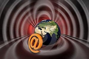 Mundo E Símbolo Do Investimento Fotografia de Stock - Imagem: 14486422