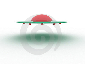UFO Royalty Free Stock Images - Image: 14488199