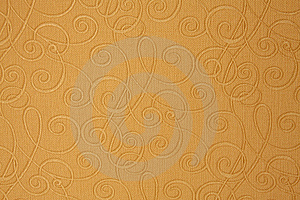 Beige Wallpaper. Background. Royalty Free Stock Image - Image: 14489636