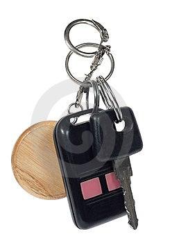 Automobile Keys Stock Photo - Image: 14490480