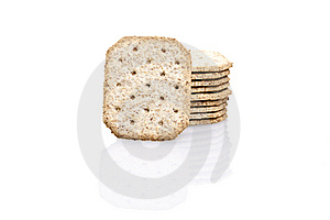 Low Calorie Crackers Stock Images - Image: 14493044