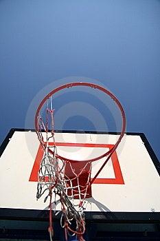 Basketball Hoop Stock Photography - Image: 14493082