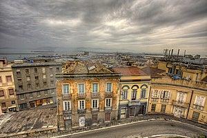 Maritime City Stock Photography - Image: 14493922
