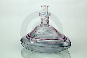 Resuscitation Mask Royalty Free Stock Image - Image: 14496756