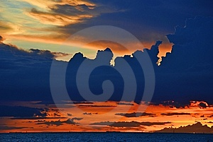 Sea View Stock Images - Image: 14497904