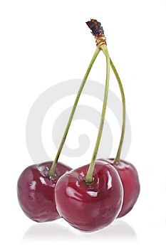 Delicious Cherries Royalty Free Stock Images - Image: 14498589