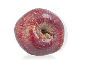 Red Delicious Apple Royalty Free Stock Photography - Image: 14498597