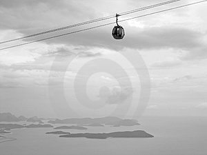 Cable-car Royalty Free Stock Photo - Image: 1459125