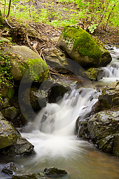 River Stock Image - Image: 14500201