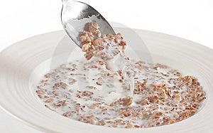 Cornflakes Royalty Free Stock Photo - Image: 14500315