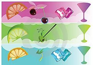 Fruity Backgrounds Stock Photography - Image: 14501382