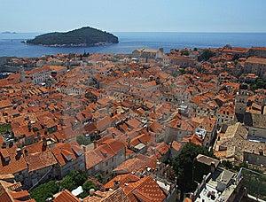 Croatia Coast Royalty Free Stock Image - Image: 14501796