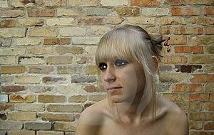 Sad Girl Royalty Free Stock Images - Image: 14505079