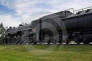 Vintage Historic Steam Train Engine Stock Photography - Image: 14506932