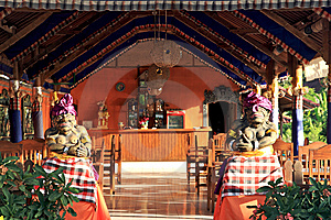 Restaurant.Bali Stock Images - Image: 14509024