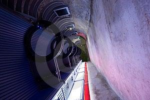 Futuristic Interior Stock Images - Image: 14511464