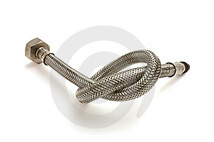 Water Hose Isolated Stock Photo - Image: 14522530