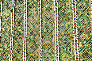 Pattern Mosaic Tile Style Asia Stock Images - Image: 14527224