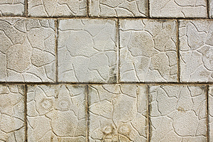 Grey Brick Wall Stock Image - Image: 14528321