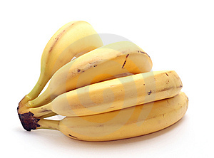 Bunch Of Bananas Stock Photography - Image: 14529142