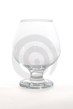 Single Empty Wineglass Royalty Free Stock Photos - Image: 14529198