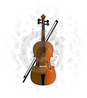 Cello, Violoncello Royalty Free Stock Photos - Image: 14529618