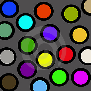 Circles 3 Royalty Free Stock Photo - Image: 14530135