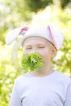 Eating Child Stock Image - Image: 14532191
