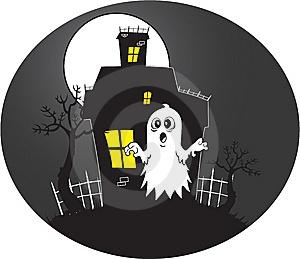 Spooky Halloween Background Royalty Free Stock Photography - Image: 14535807
