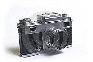 Rangefinder Camera Stock Image - Image: 14536361