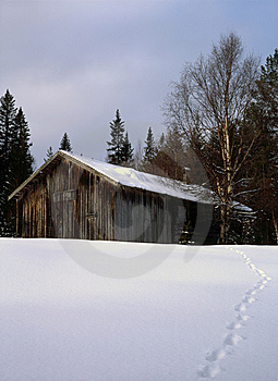 An Old Farmhouse Royalty Free Stock Images - Image: 14539929