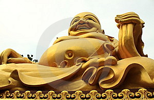 Maitreya Buddha Royalty Free Stock Photo - Image: 14540215