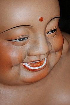 Laughing Buddha Maitreya Royalty Free Stock Photo - Image: 14543545