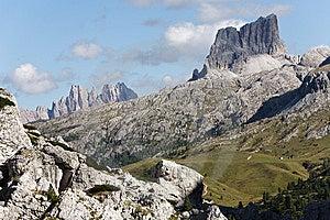 Wolkenstein - Dolomites Stock Photo - Image: 14545340