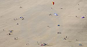 Beach Activities Royalty Free Stock Photography - Image: 14545967